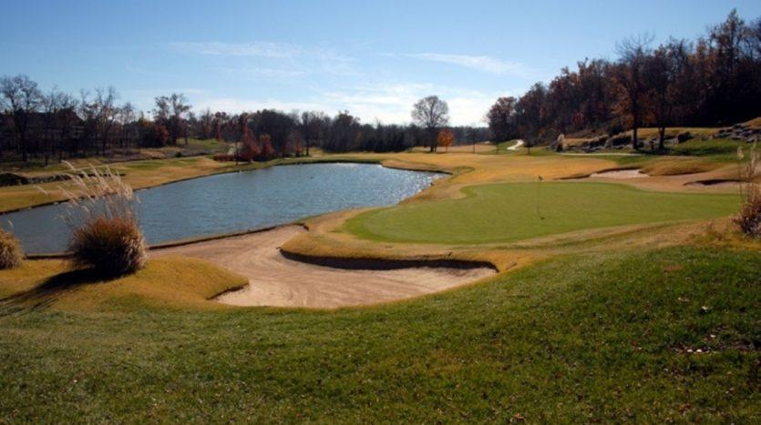 Nemus Genius Loci: campo da golf