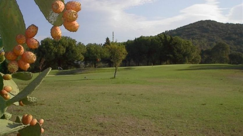 Nemus Genius Loci: campo da golf 2