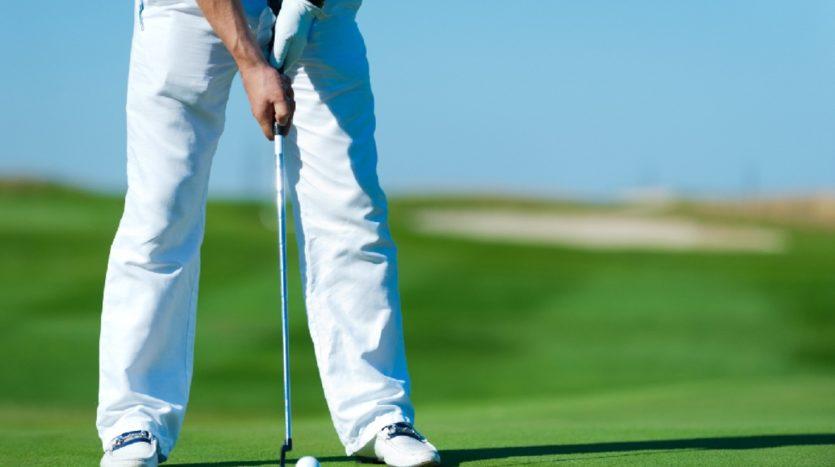 Nemus Genius Loci: giocatore golf