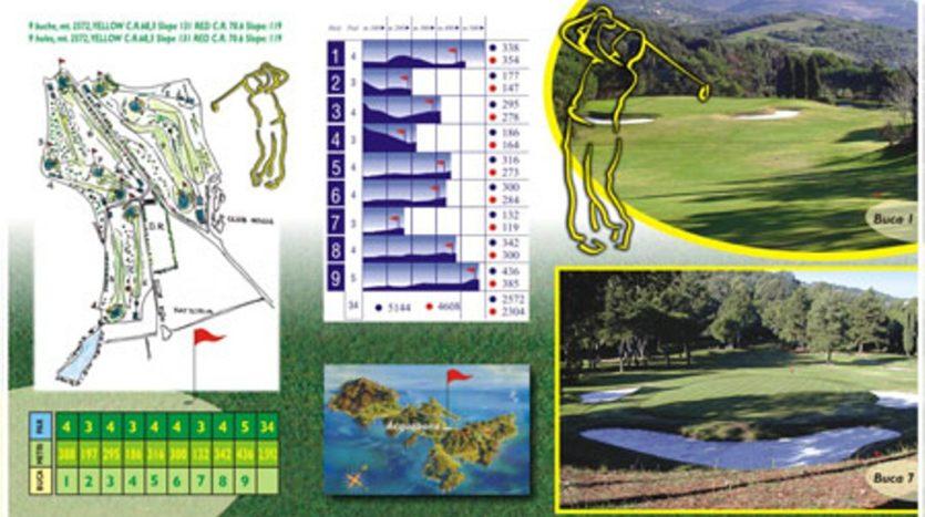 Nemus Genius Loci: golf