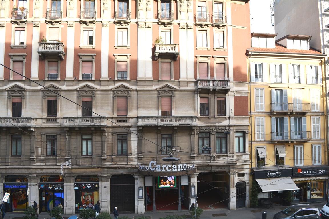 Appartamento 2 locali porta romana nemus genius - Corso di porta romana ...